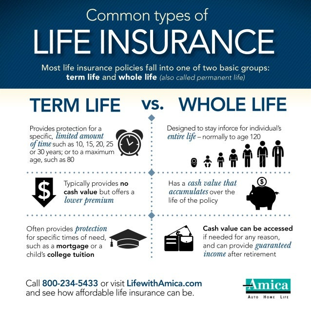 Variable Universal Life Insurance Quotes: Insurance Policy: Life Insurance Policy Types