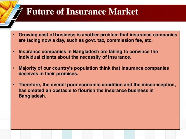 Country Financial Auto Insurance >> Insurance market in Bangladesh