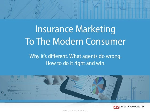 © 2016, Agency Revolution, All Rights Reserved Insurance Marketing To The Modern Consumer Why it's different. What agents d...
