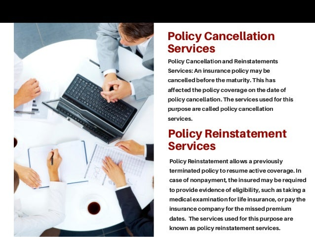 Insurance Policy Management Services: Simplify your ...