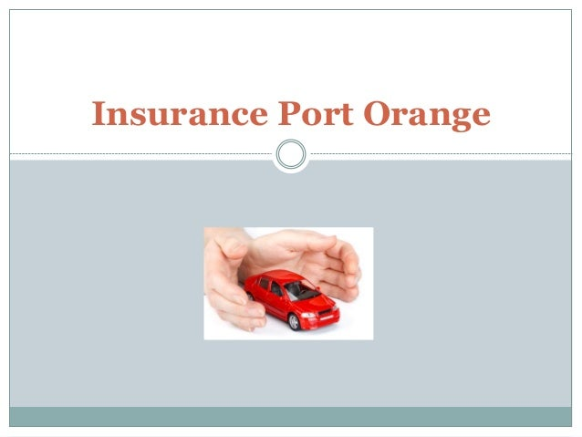 Insurance Port Orange