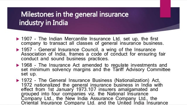 marketing of general insurance marketing essay Of internet marketing initiatives and develops tools and techniques that are appropriate for measuring  to senior general managers,senior financial.