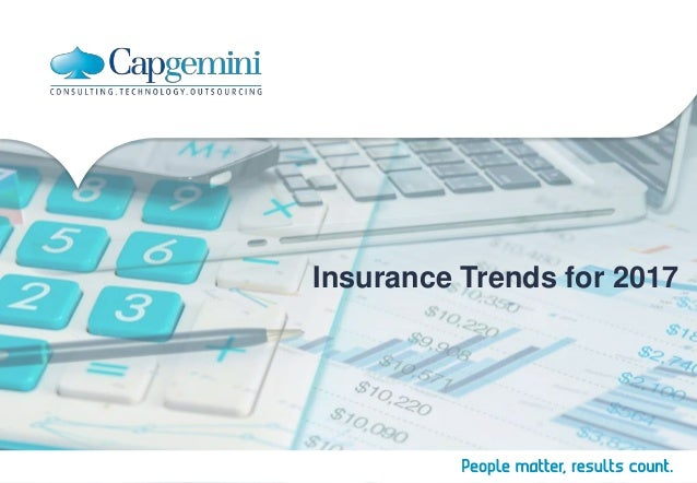 Insurance Trends for 2017