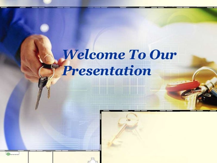 Welcome To OurPresentation