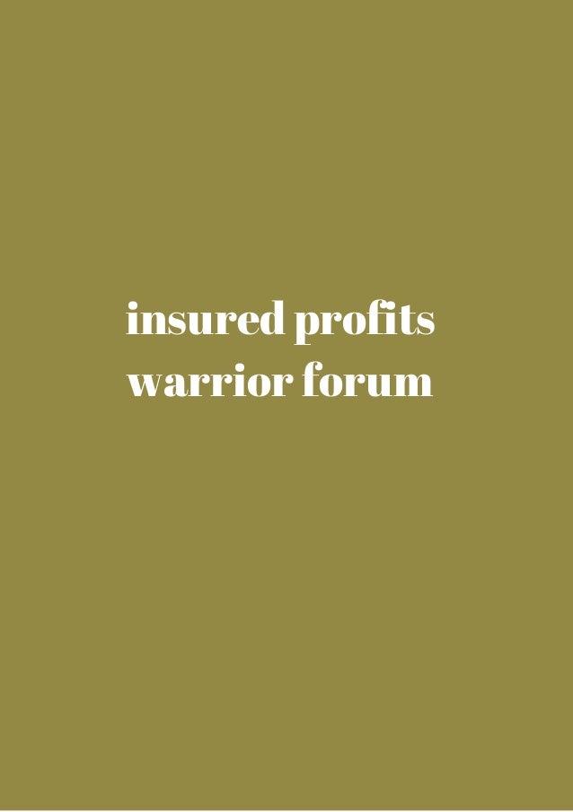 Binary trading warrior forum