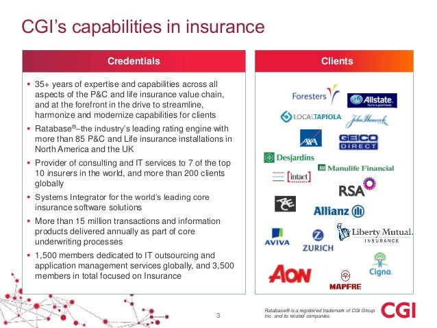 Insurers and the Internet of Everything: at risk of disintermediation? Slide 3
