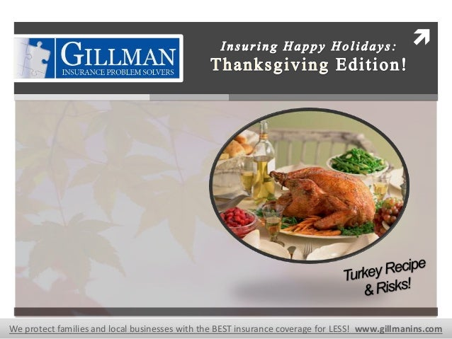 We protect families and local businesses with the BEST insurance coverage for LESS! www.gillmanins.com