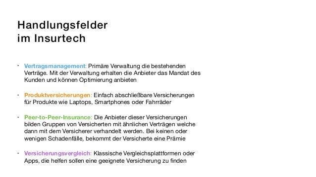 Insurtech landscape Germany Slide 3