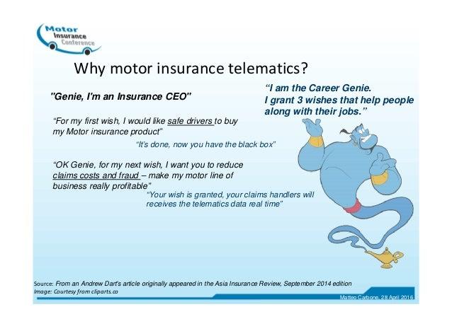 Insurtech The Game Changer For Motor Insurance