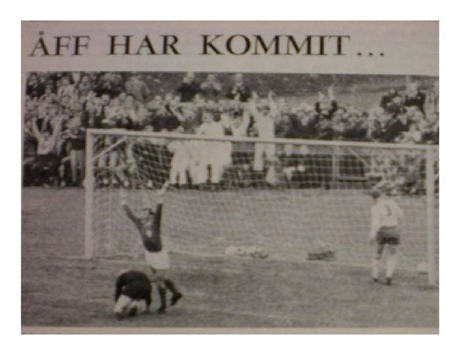 Facit och Åtvidabergs FF gick hand i         hand i omkring 50 år.