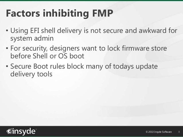 UEFI Spec Version 2 4 Facilitates Secure Update