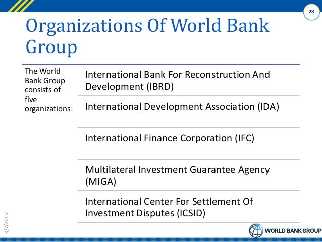 international trade and role of bank The changing role of international banking in development finance • a balanced mix of macroeconomic and regu- latory policy measures are called for to maxi-mize the benefits of increased foreign bank.