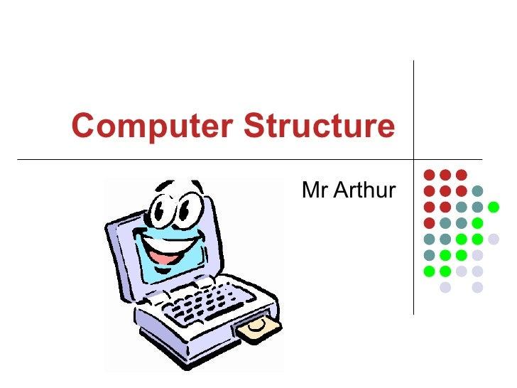 Computer Structure Mr Arthur