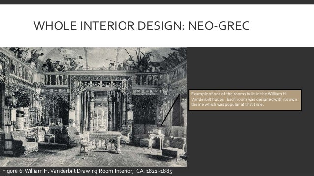 History of interior design and furniture for History of interior design