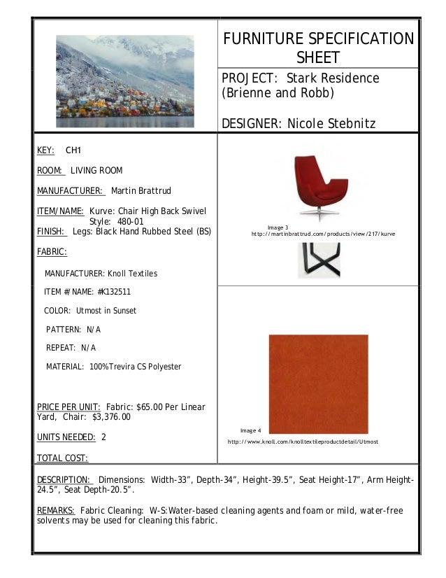 product sheet design inspiration