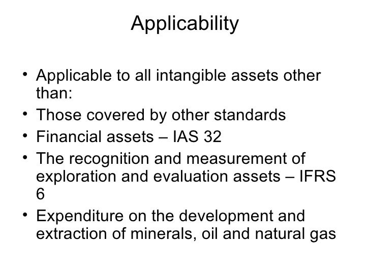 advantages and disadvantages of recommendations to rasb over ias 38 intangible essay This report will identify the advantages and disadvantages of our group's recommendations over ias 38 intangible assets essay.