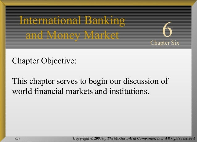 Copyright © 2003 by The McGraw-Hill Companies, Inc. All rights reserved.6-1 INTERNATIONAL FINANCIAL MANAGEMENT EUN / RESNI...
