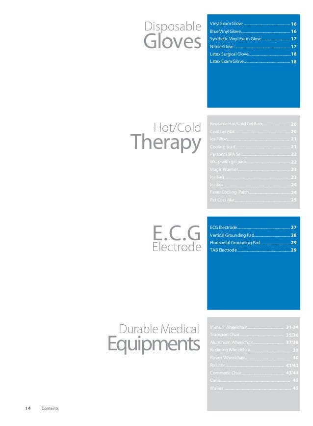 Intco Medical Product Gloves Hot Cold Therapy Ecg And