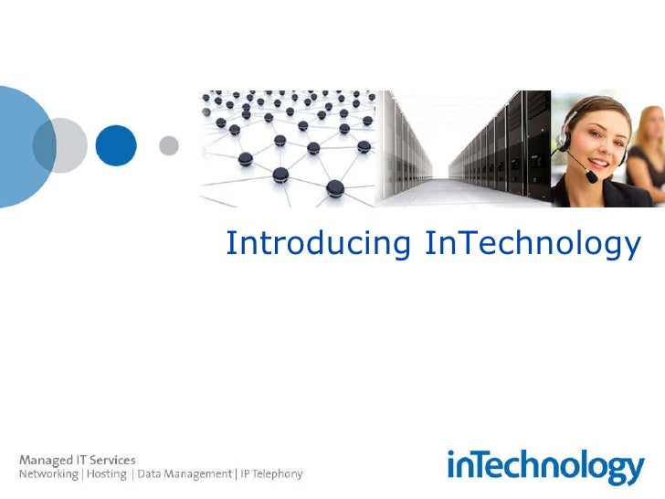 Introducing InTechnology