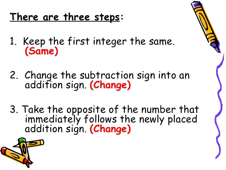 Integers – Adding and Subtracting Integers Worksheet with Answers