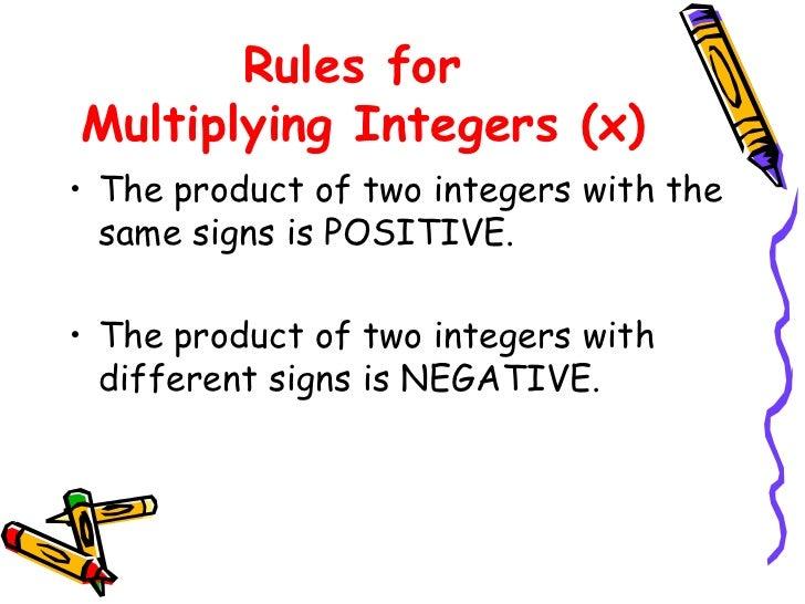 Multiplication Worksheets multiplication worksheets integers – Integer Multiplication Worksheet