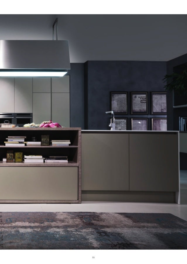 Integra Kitchen Design By Pedini San Francisco