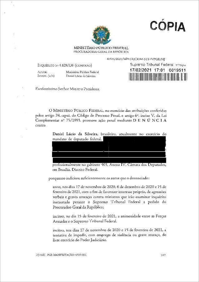 Integra denuncia-pgr-deputado-daniel