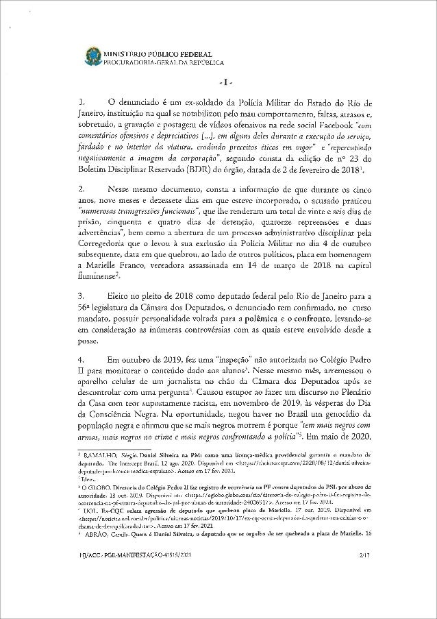 Integra denuncia-pgr-deputado-daniel Slide 2
