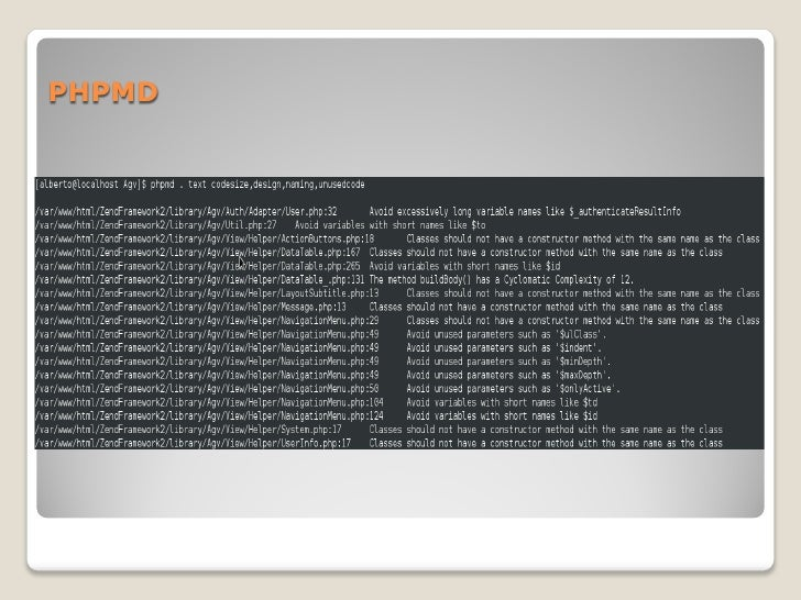 PHPMD