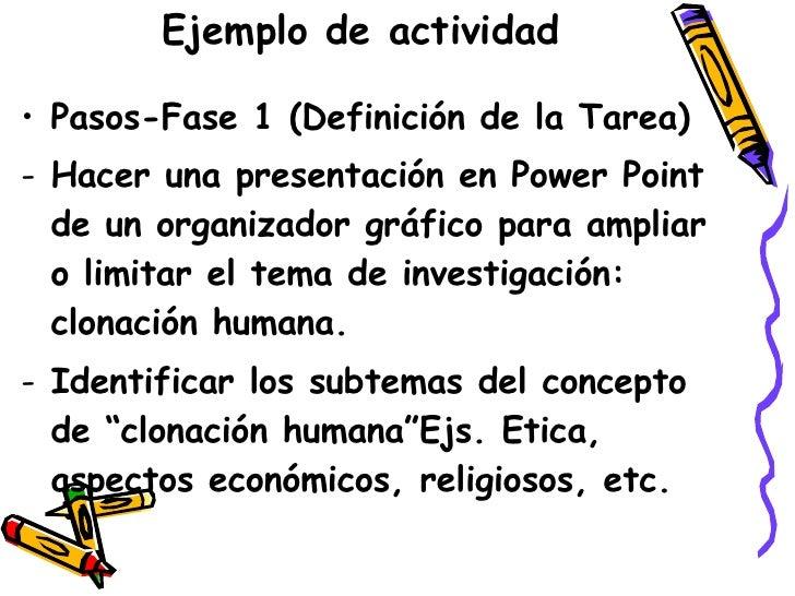 IntegracióN De Las Destrezas De InformacióN En La Unidad