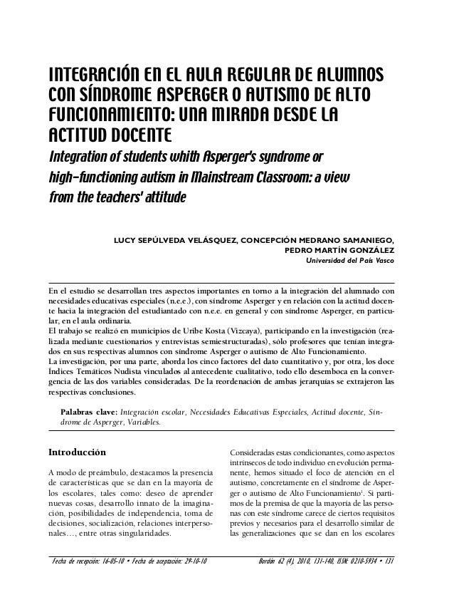 Bordón 62 (4), 2010, 131-140, ISSN: 0210-5934 • 131IntroducciónA modo de preámbulo, destacamos la presenciade característi...
