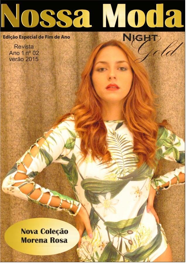 Revista  Ano 1 nº 02  verão 2015