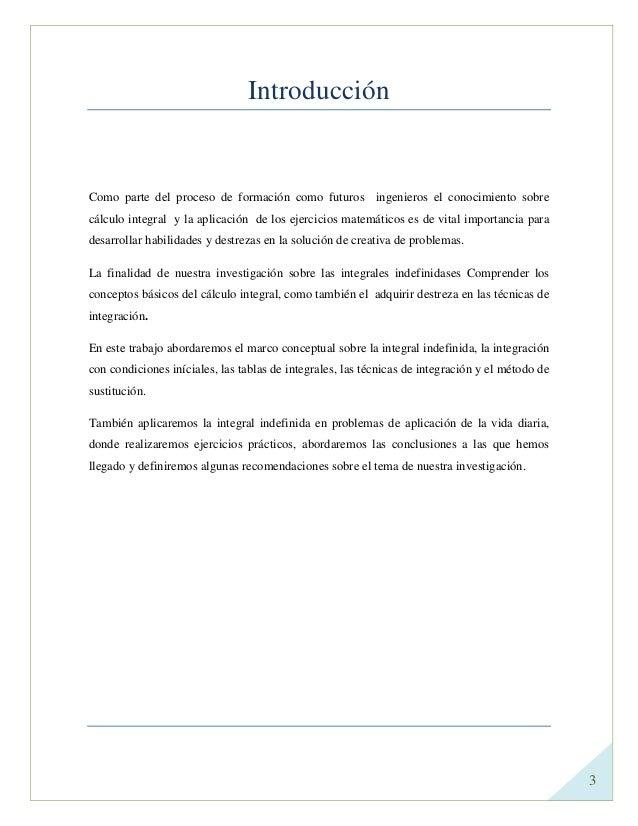 INTEGRAL INDEFINIDA Y SUS APLICACIONES Slide 3