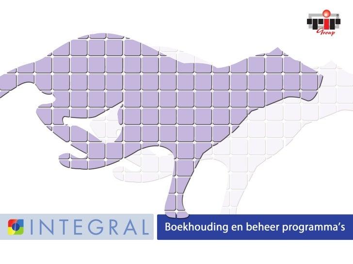 Integral_Boekhouding en beheer programma's