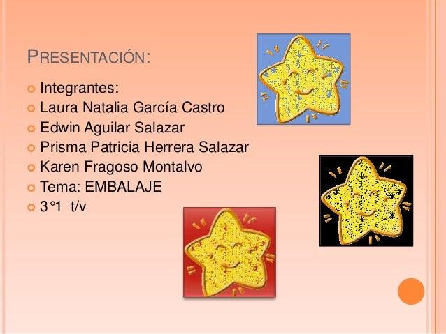 PRESENTACIÓN: Integrantes: Laura Natalia García Castro Edwin Aguilar Salazar Prisma Patricia Herrera Salazar Karen Fr...