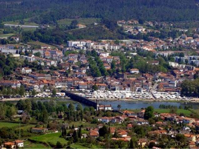 Ponte de Lima – Onde se situa e fronteiras Ponte de Lima é uma vila portuguesa no Distrito de Viana do Castelo, região Nor...