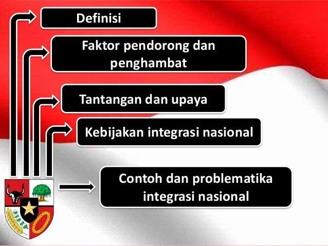 Integrasi Nasional Ppt
