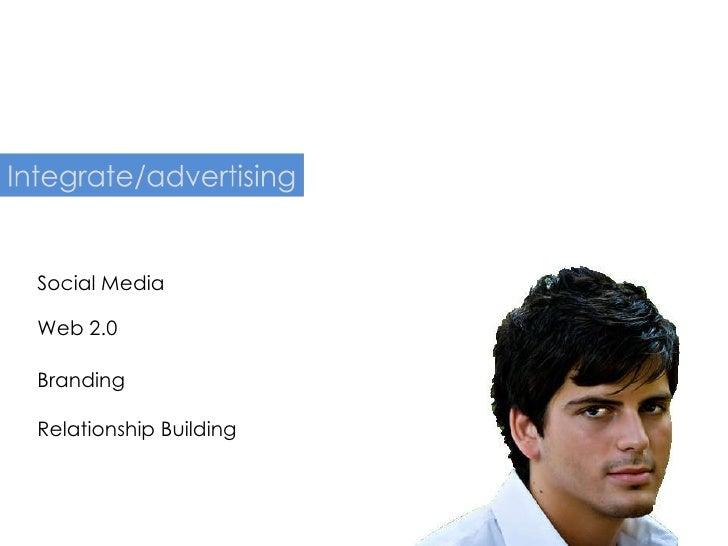 Social Media Web 2.0 Branding Relationship Building