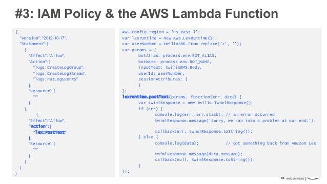 #4: HTTPS Endpoint using Amazon API Gateway