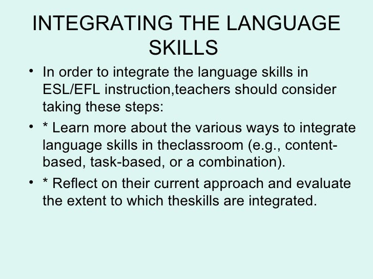 content and language integrated skills Integrated performance concurrent learning of a specific content and related language use skills' available at the cobaltt.