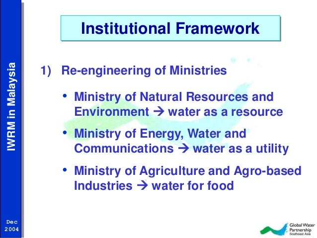 water resource management in malaysia Proceedings of the 1st technical meeting of muslim water researchers cooperation (muwarec) december 2008 (malaysia) 62 current trends in water quality and resources management.