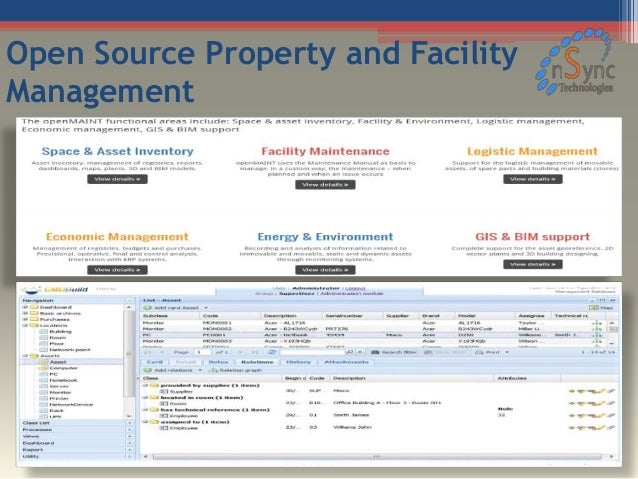 Integrated accommodation management system