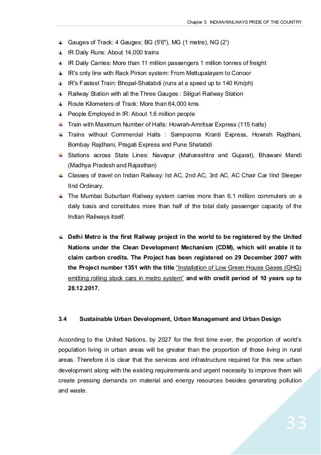 Integrated approach to sustainable development of indian railway stat…