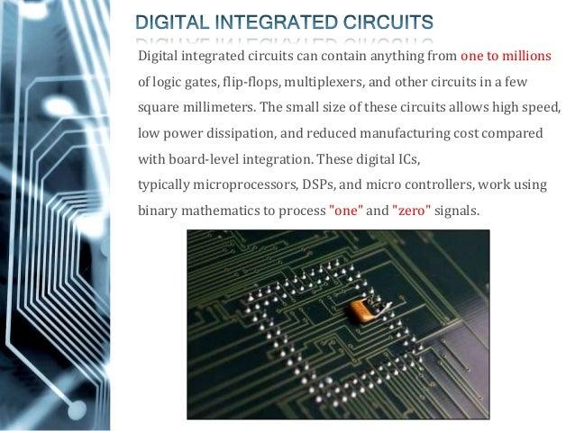 integrated circuit rh slideshare net linear and digital integrated circuits notes linear and digital integrated circuits pdf