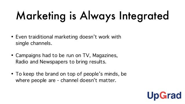 Integrated Digital Marketing Campaign - Planning and Execution Slide 3