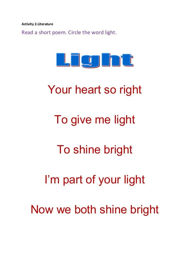 Let it shine song lyrics