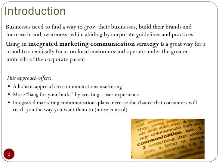The Power of Integrated Marketing Campaigns Slide 2