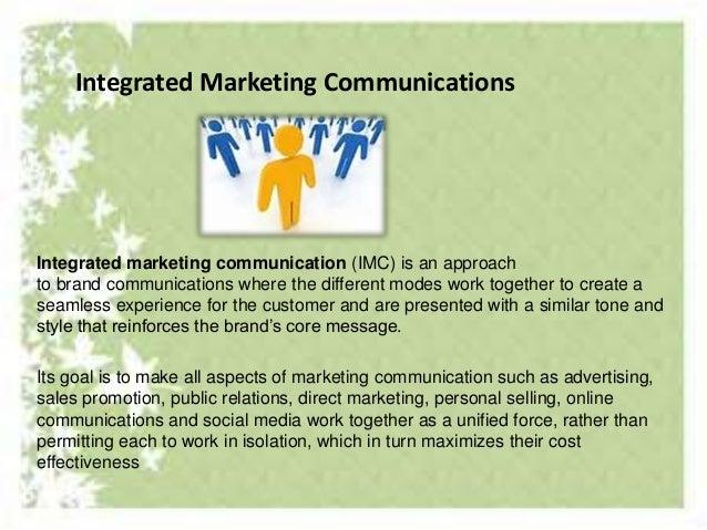 Integrated marketing communication Slide 2