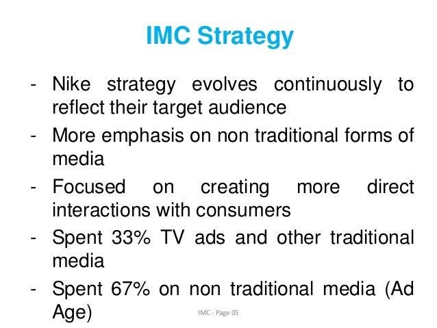 strategic review of nike inc and its trademarks All trademarks used herein are the property of their  cluding the harvard business review, sloan management  strategic brand management and lectures in.