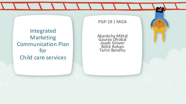 Integrated Marketing Plan for Child Care Services